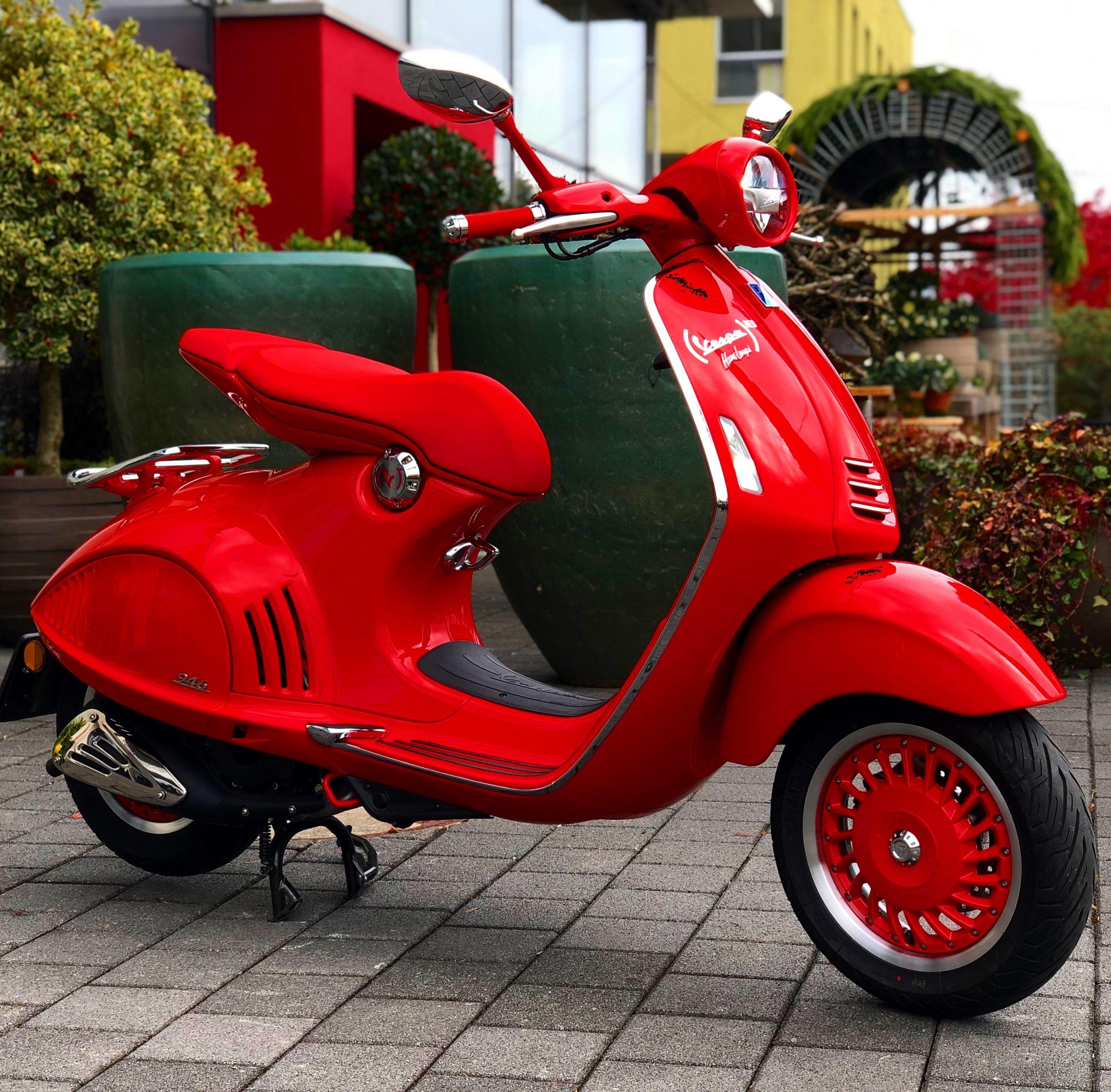 Vespa 946 RED , Vespa Luzern , Vespa Zentralschweiz