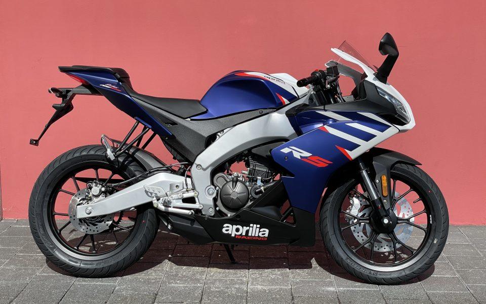 Sintesi Blue Aprilia RS125