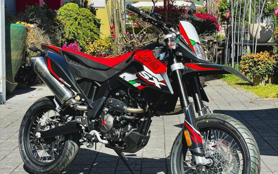 Aprilia SX 125 E5 Raceway Red