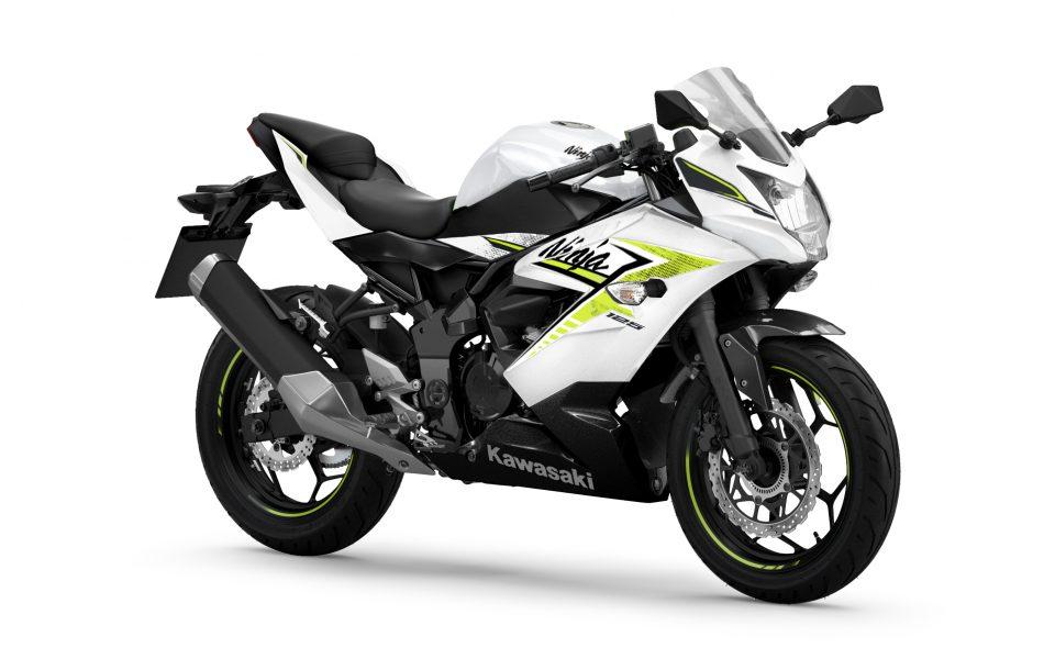 Ninja 125 2022 Farbe WT1