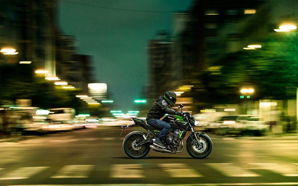 Kawasaki Z650 - 2022