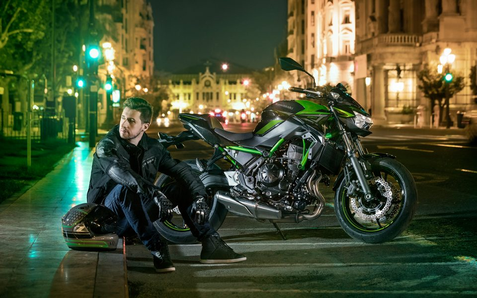 Kawasaki Z650 - neue Farben 2022