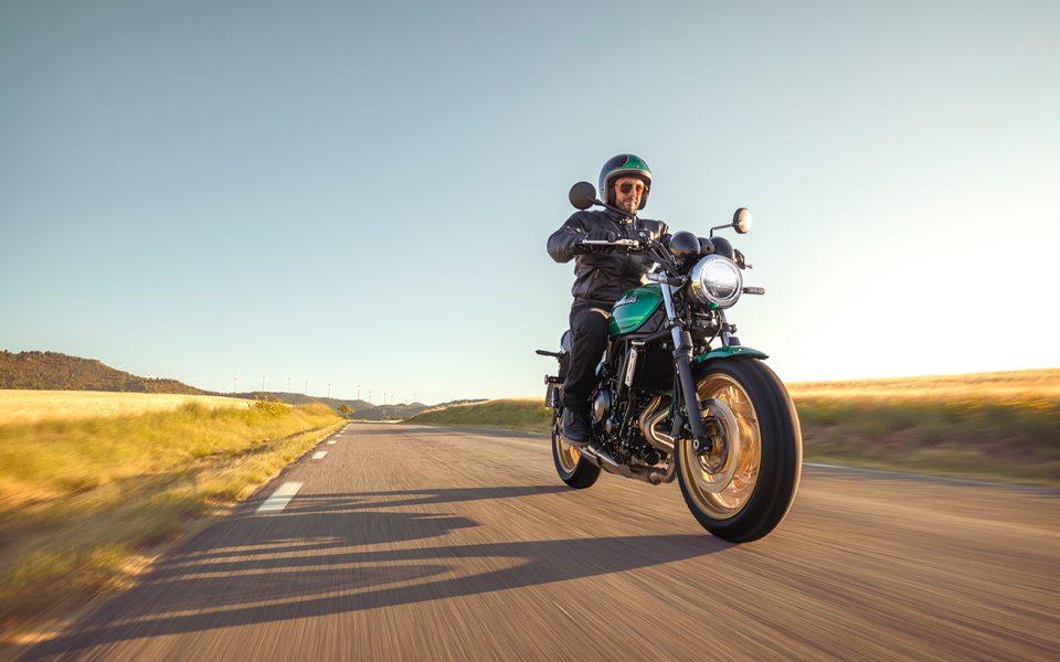 Kawasaki Z650 RS - neues Modell 2022