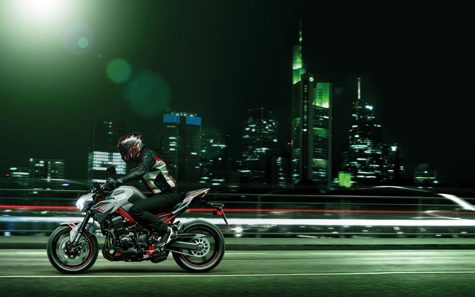 Kawasaki Z900 - neue Farben 2022