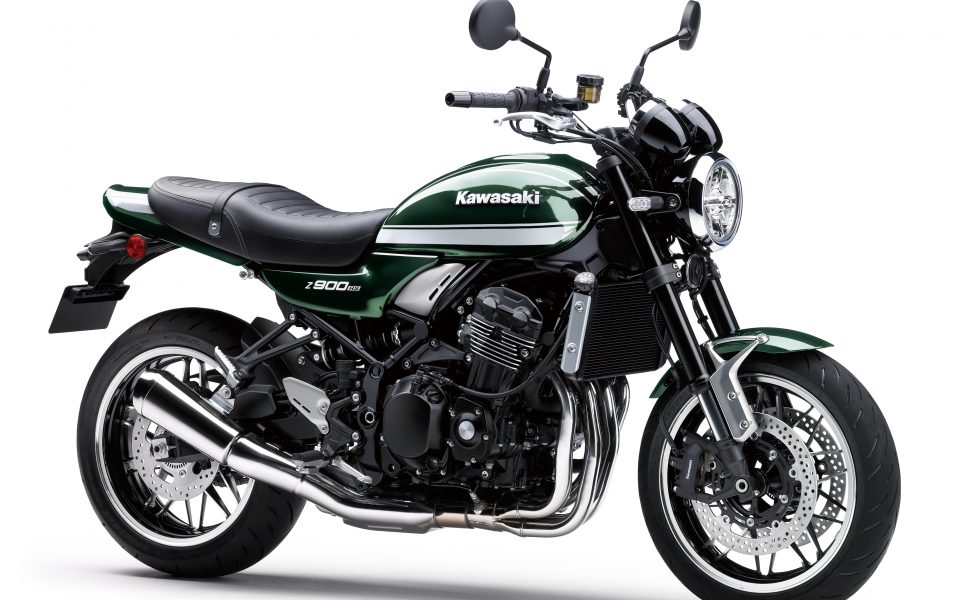 Z900 RS 2022 Farbe GN2