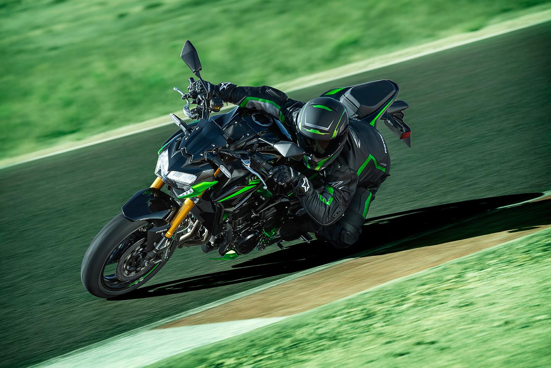 Kawasaki Z900 SE - neue Farben 2022