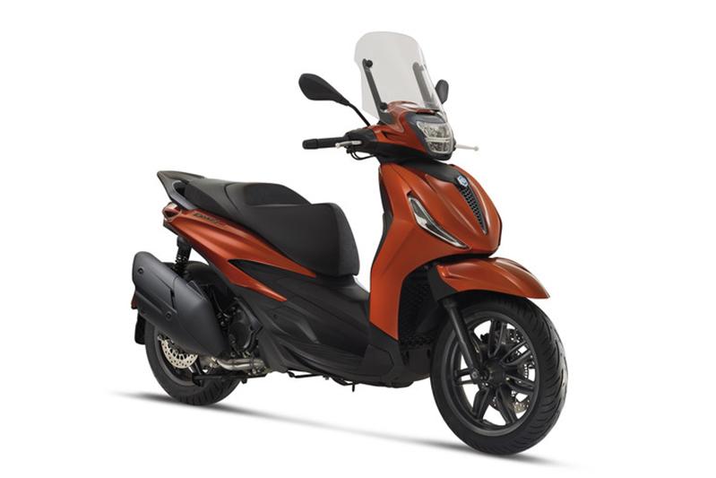 Der neue Beverly, orange